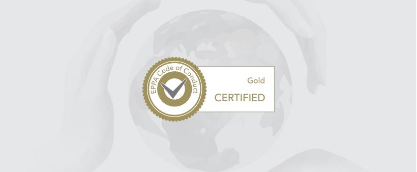 EPPA GOLD certificering
