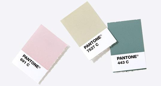 Pantonefarver til logo