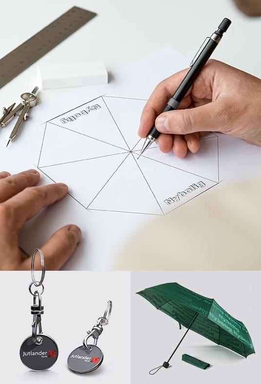 Langhoff Graphic Studio - service til dine reklameartikler