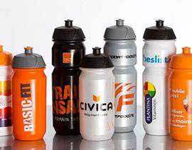 Drikkedunk med logo
