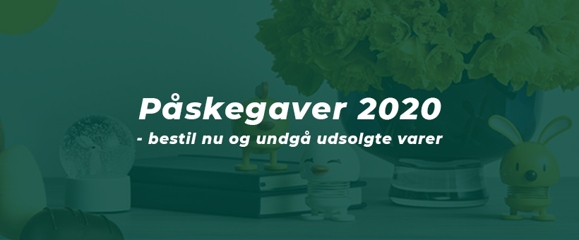 Påskegaver 2020
