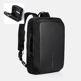 Bobby Bizz anti lommetyv rygsæk og dokumenttaske