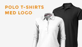 Polo T-Shirts og Skjorter med logo