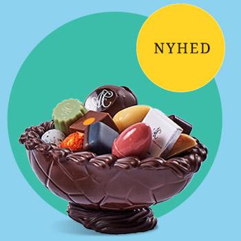 Påskegaver fra Aalborg Chokoladen