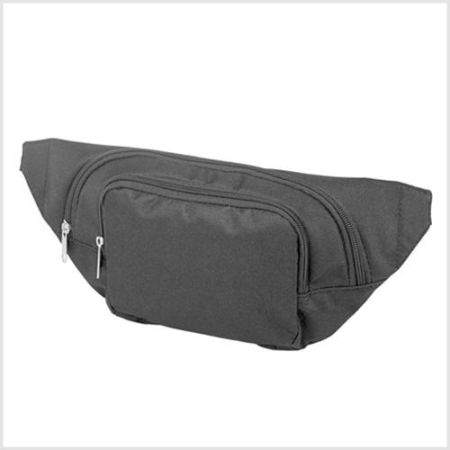 Bæltetaske med tryk