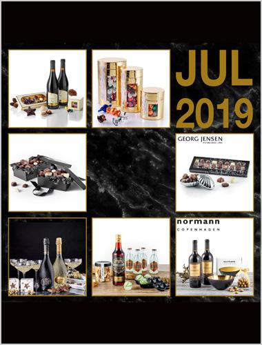 Gavepakker 2019 Katalog