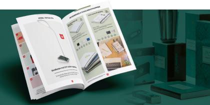 Firmagaver og kundegaver i online katalog